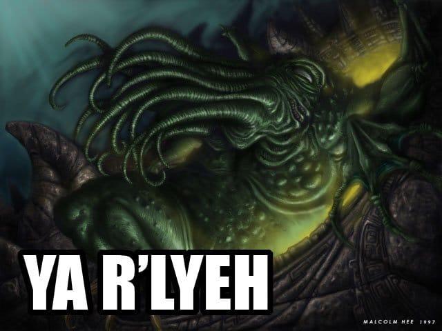 Ya R'lyeh