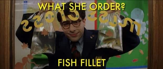 Fish Fillet, Original